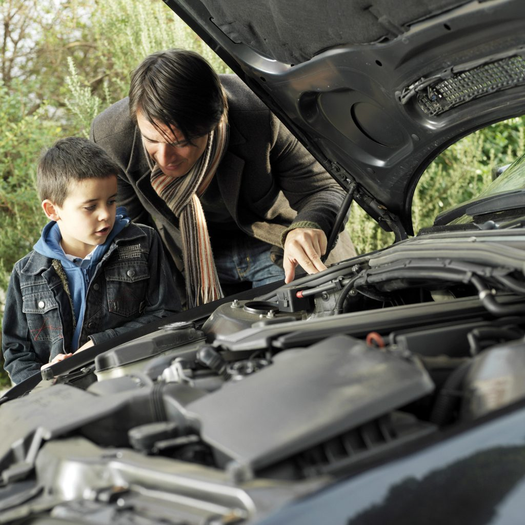 home vehicle maintenance